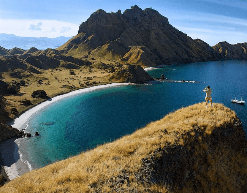 See Komodo without the crowds