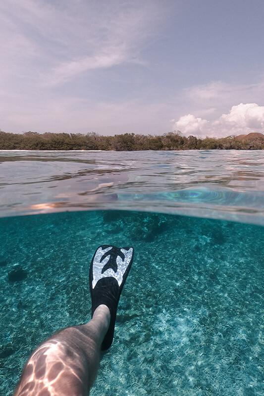 Snorkeling Komodo